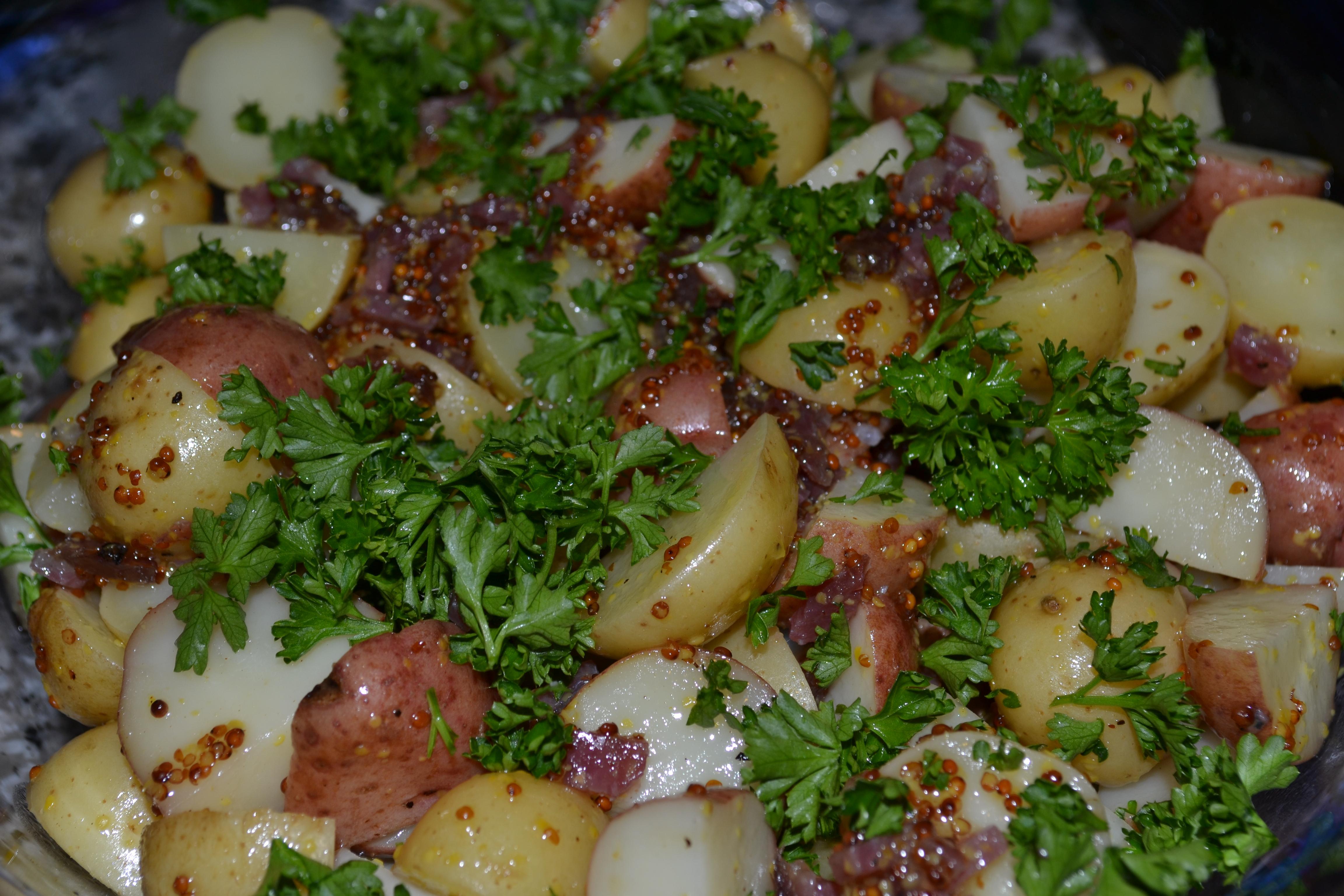 Better homes and gardens potato salad garden ftempo for Better homes and gardens potato salad